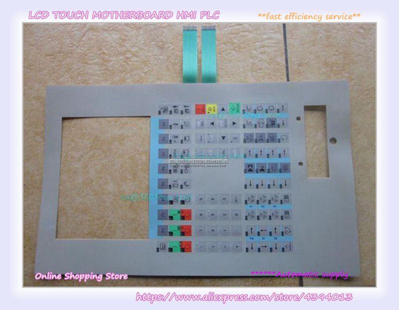 Op37 keysters mask 6AV3637-1ML00-0BX0 0FX0 0CX0 OP37 membrane switch new 6fc5247 caa11 1aa3 keysters mask operation panel