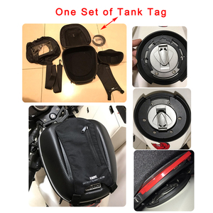 Image 5 - Motorcycle Oil Fuel Tank Bags Pockets Mobile Phone Navigation Bag Fast Unpacking for BMW KAWASAKI HONDA SUZUKI YAMAHA DUCATI
