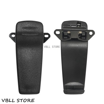 Alligator Belt Clip MB-103 for ICOM BP-208N BP-209N BP-210N BP-211N BP-222N IC-A6 IC-A24 IC-V8 Portable Radio Walkie Talkie