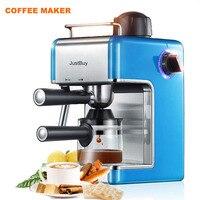 5bar Высокого Давления Паровой 0.24L кафе машина Итальянский кофе эспрессо домашние капучино молочной пены