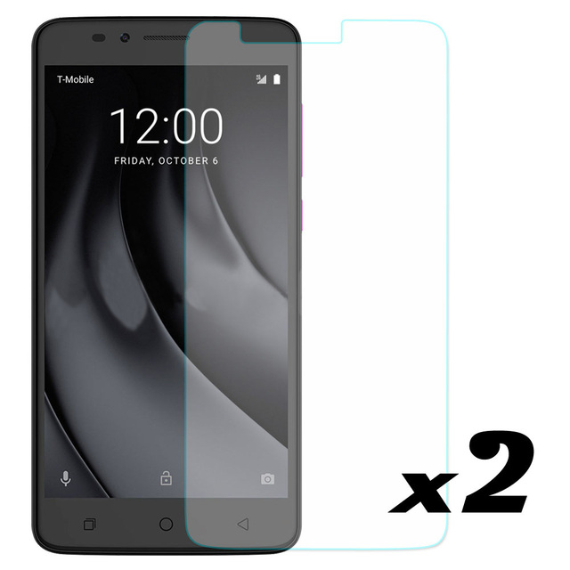 elegaming Tempered Glass Screen Protector For T-mobile Explosion-proof Front Guard