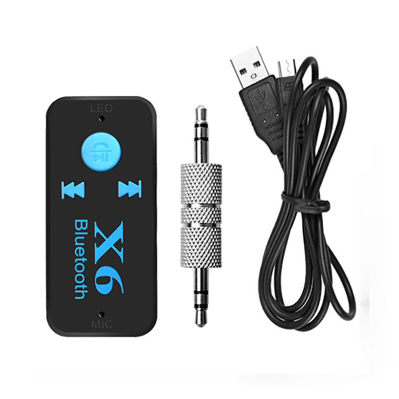 Image 5 - 3 in 1 Wireless Bluetooth Adapter 4.0 USB Bluetooth Receiver 3.5 mm Audio Jack TF Card Reader MIC Call Support For Car Speaker-in USB Bluetooth Adapters/Dongles from Computer & Office