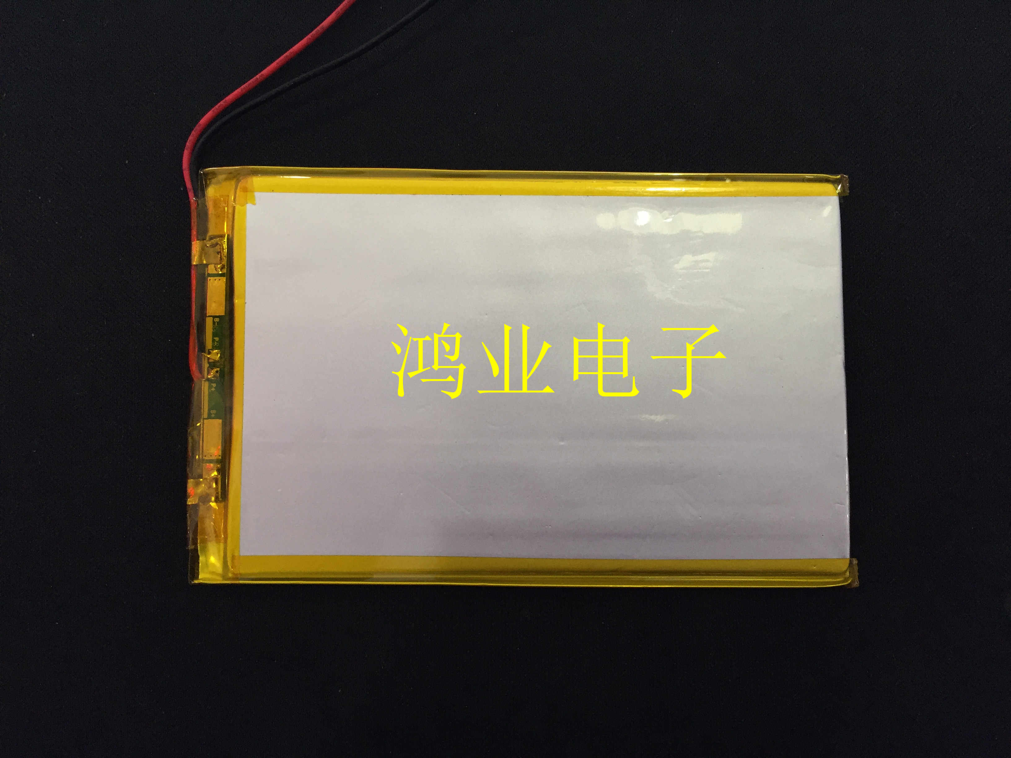 3.7V polymer lithium battery 3860110P/4060110P 3000MAH Tablet PC battery ultra-thin