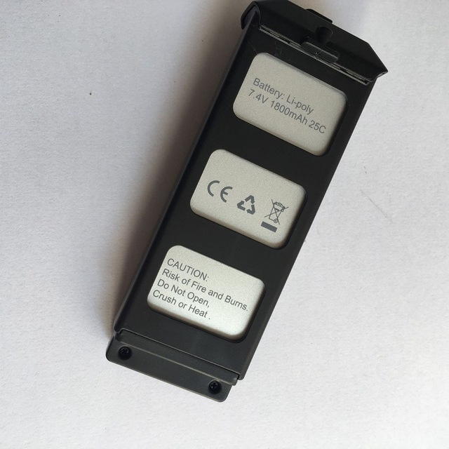 MJX B5W 7.4v 1800MAH   modular lithium battery original factory accessories general purpose