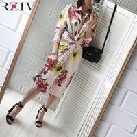 RZIV 2017 Floral Print Women S Shirts Summer Casual Fashion Long Kimono Shirt Cardigan Elegant Blouse