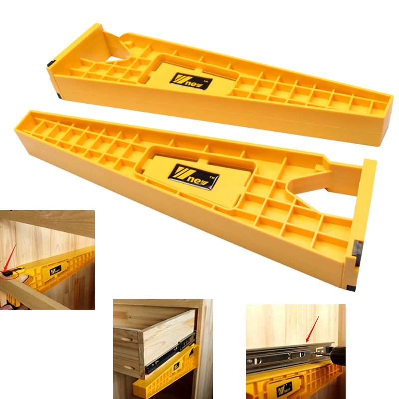 Drawer Slide Jig Drawer Drawer Slides Jig Euro Drawer: New Drawer Slide Jig Mounting Tool Cabinet Installation