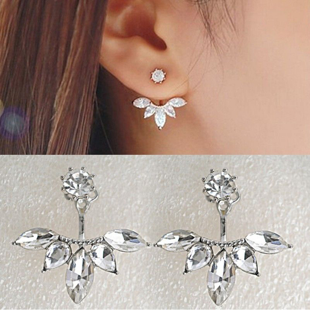 loading jewelry s earrings women popular high cuff lizard itm quality is ear image alloy design fashion