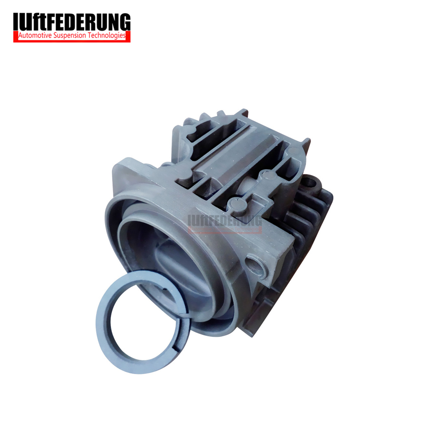 Luftfederung Air Suspension Air Compressor Cylinder Head With Piston Ring Repair Kits For X5 E53 A6 Q7 L322 4L0698007A