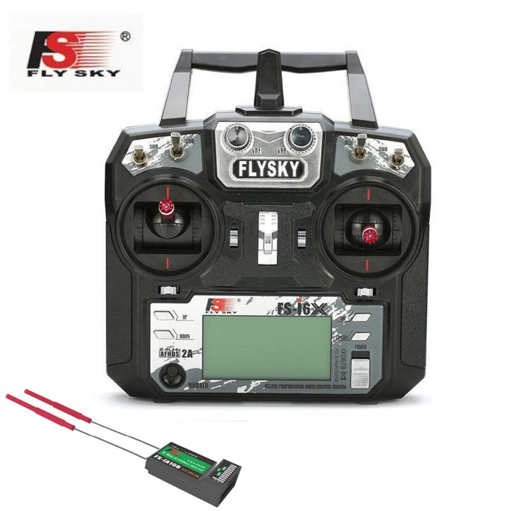 Flysky FS-i6X 2.4GHz 10CH AFHDS 2A RC Transmitter With X6B iA6b i-BUS Receiver For Rc Airplane Fox FS-i6X receiver with IA6B recFlysky FS-i6X 2.4GHz 10CH AFHDS 2A RC Transmitter With X6B iA6b i-BUS Receiver For Rc Airplane Fox FS-i6X receiver with IA6B rec