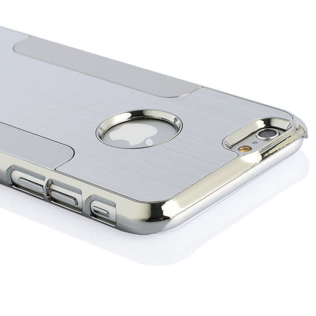 coque iphone 6 chrome