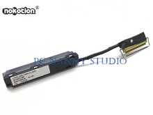 NOKOTION Original Para ThinkPad T470 CT470 HDD SSD Cabo PN 00UR495 DC02C009L00 DC02C009L30 SC10G75198 SC10G75209