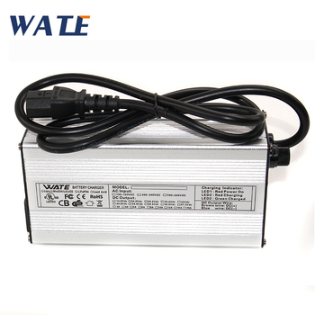 14.6V 18A Lifepo4 Lithium Battery Charger For 12V Battery Pack Ebike Electric Bike Aluminum Case