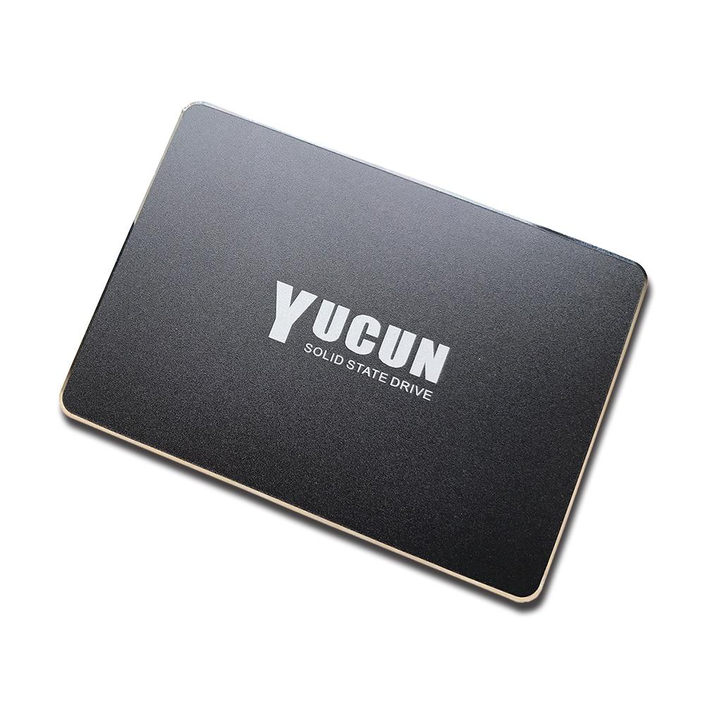 YUCUN 2,5 дюйма SATA3 SSD 16 ГБ 32 ГБ R570 240 ГБ 480 ГБ Внутренний твердотельный накопитель для личного и промышленного компьютера