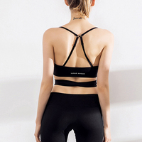 Chic Crop Top Women Camisole Tank Top Female Cropped Summer Black Strap Sleeveless Cami Short Tops