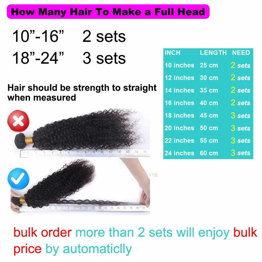 Ali brasileño Natural del pelo recto Clip en extensiones de cabello humano Color Natural 10 unids/set 120G no Remy cabello completo la cabeza