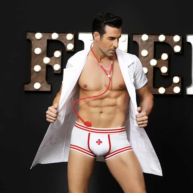 Sexy Male Doctor - Hot Men Doctor | Gay Fetish XXX
