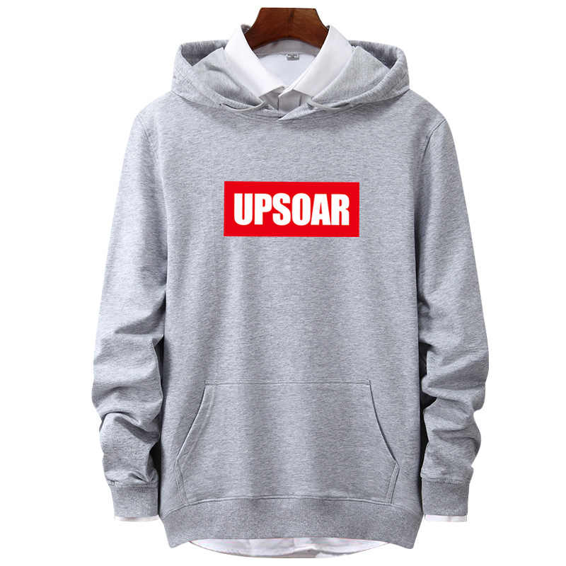 f2deda4df71 INFLATION 2019 Winter New Fashion Brand Male Pullover Casual ...