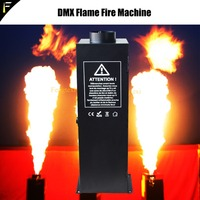 Dj/Disco Show Simulation Flame Blaze Jet Machine Flame thrower Fire Spray Device 3m Flame for Theater/Shooting Venue