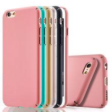 CreatValu ТОНКИЙ Сопротивление Ударопрочный Защитный PC Phone Чехол Для iPhone 5 5S SE 6 6 s 7 Плюс