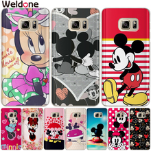 Fashion Cute Cartoon Phone Case For Samsung S10 e S9 S8 Plus S7 S6 Edge G530 J3 J5 2016 2017 J4 J6 J8 2018 case cover Etui coque