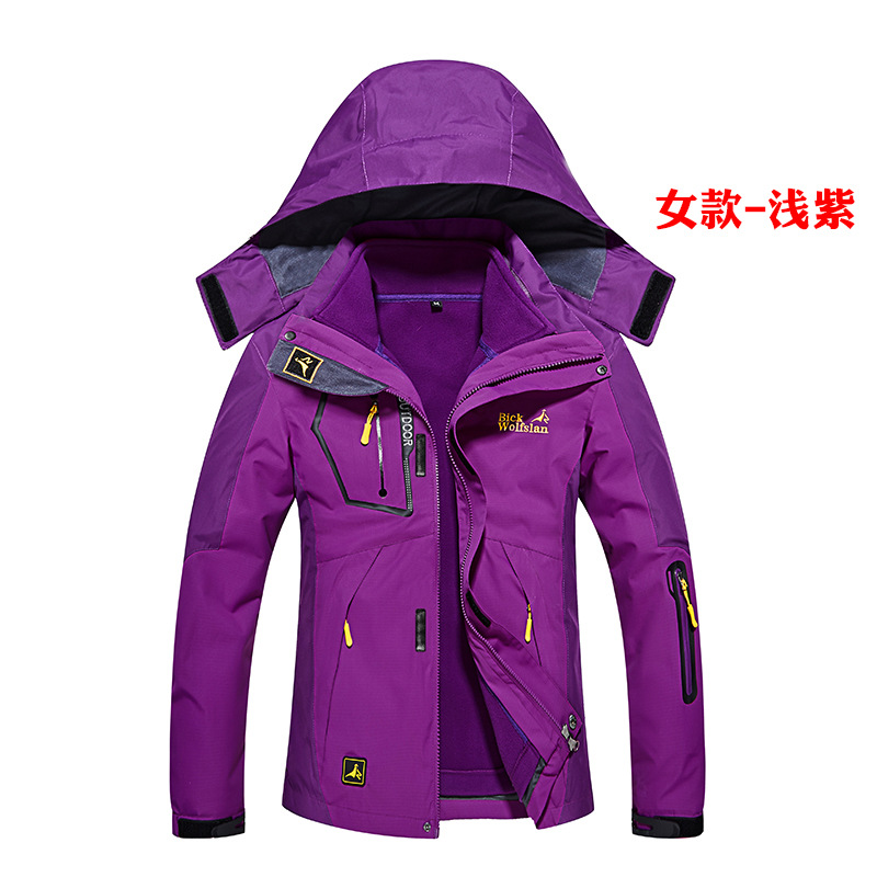 ФОТО Men Women 2017 Outdoor Winter Camping Sport Waterproof Windstopper Softshell Jackets Fishing Climbing Hiking Hunting Clothes