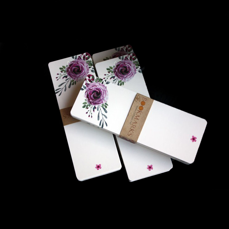 40pcs/set Classical Floral Flower Paper Blank Bookmarks DIY Tags Postcard Card Bookmarks for Book Office School Art Supplies40pcs/set Classical Floral Flower Paper Blank Bookmarks DIY Tags Postcard Card Bookmarks for Book Office School Art Supplies
