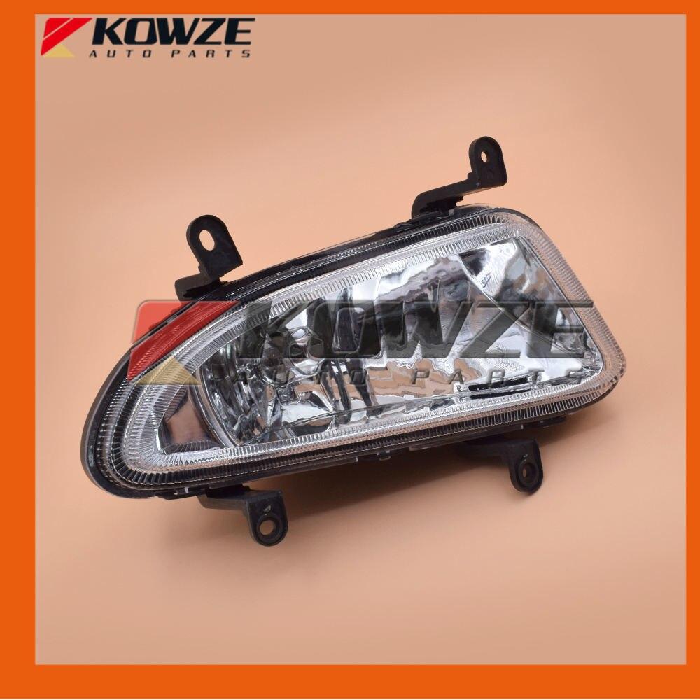 Front Left Fog Lamp Light For Mitsubishi GALANT HATCHBACK E54A E55A E57A 1992-1995 MB959995 MB959996