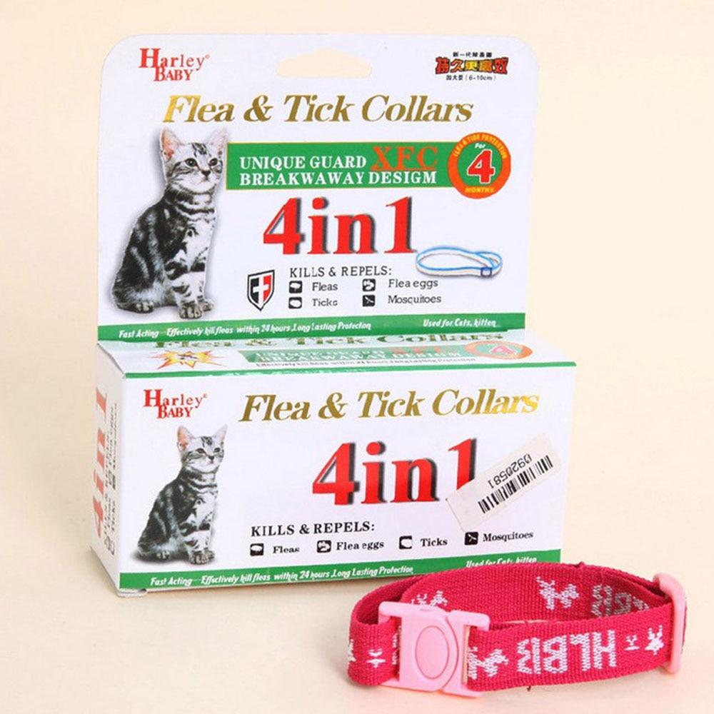 Regulējama pretblusa lūka Nilona kakla apkakle Veselības kaķiem - Mājdzīvnieku produkti