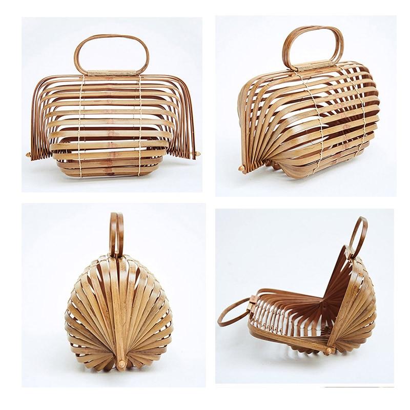 Bamboo Basket 1