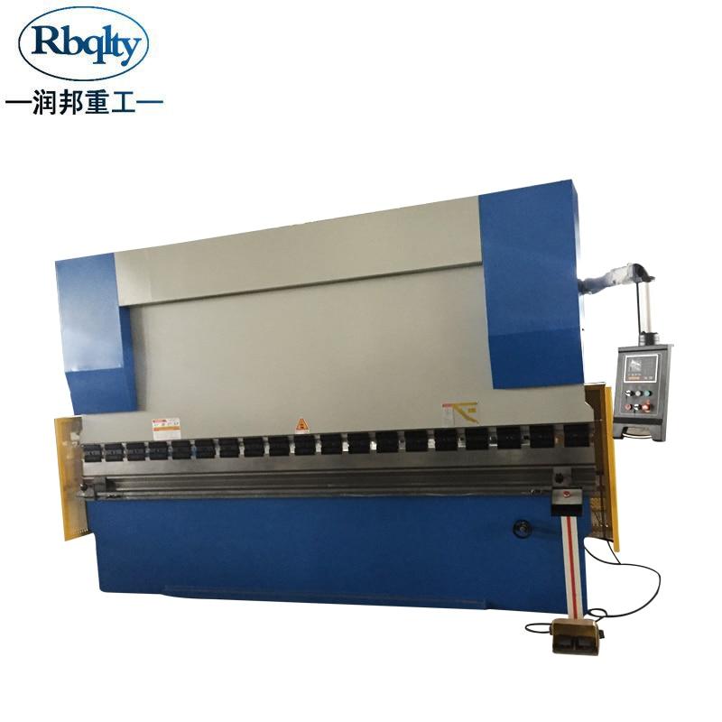 100T2500 meter hydraulic metal sheet bending machine
