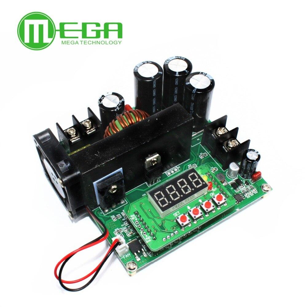 B900w entrada 8-60 v a 10-120 v 900 w dc conversor de impulso de controle led preciso alto regulador de módulo de transformador de tensão diy