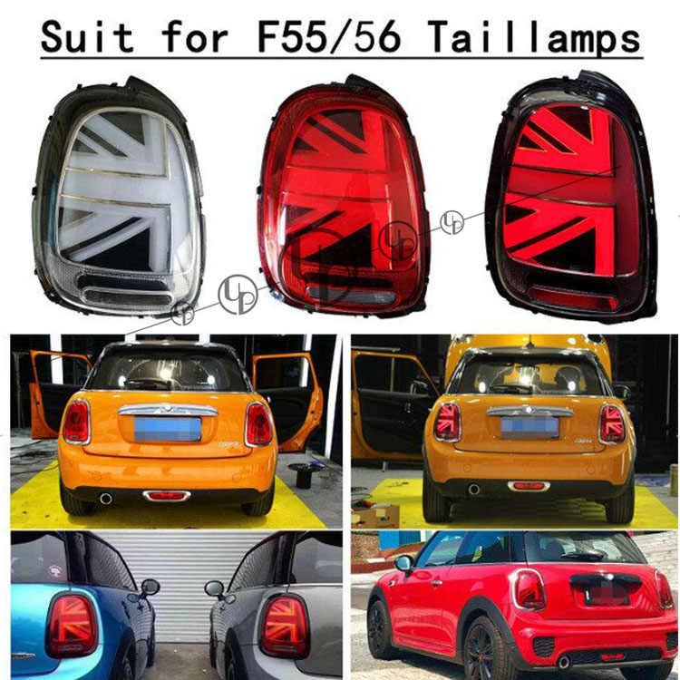 f55 f56 f57 rear led taillights for bm mini f55 f56 f57 cooper led rear lamp