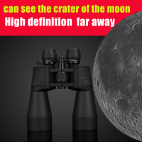 Borwolf 10 60 Times High Magnification HD Professional Zoom Binoculars 10 380X100 Telescope Light Night Vision