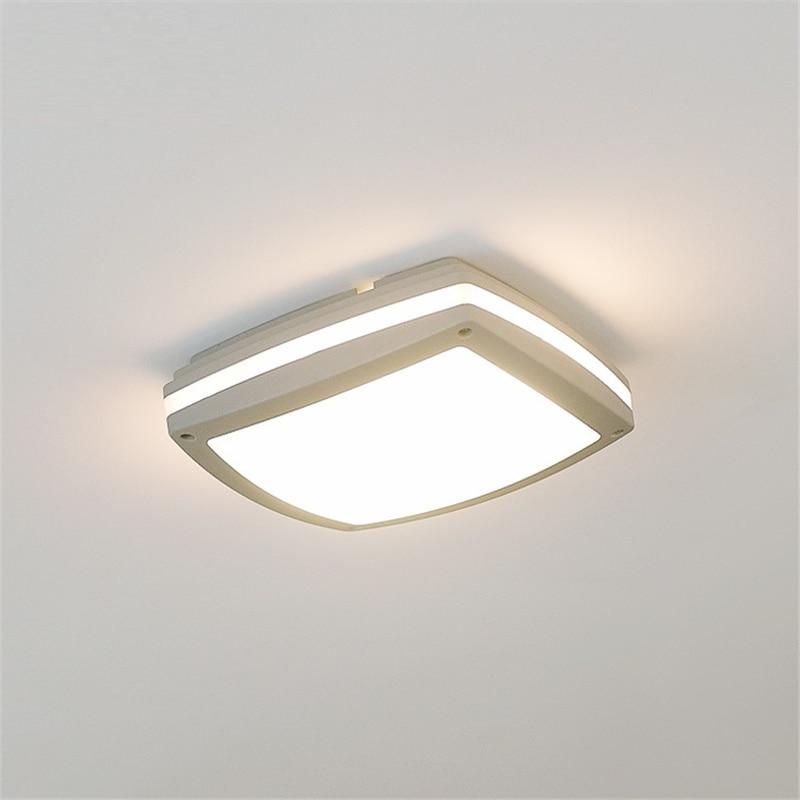 100 240vac a prova d24 agua 24 w led luz de teto luz de parede milho