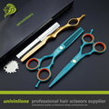 "5.5"" hair cut salon scissors hairstylist scissors hair sissors professional barber supplies salon hair dresser scissor cutter"