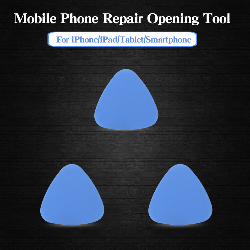 Thin Slim Plastic Spudger Guitar Triangle Pry Opening Tool Set for iPhone Samsung Mobile Phone Repair Tools Kit
