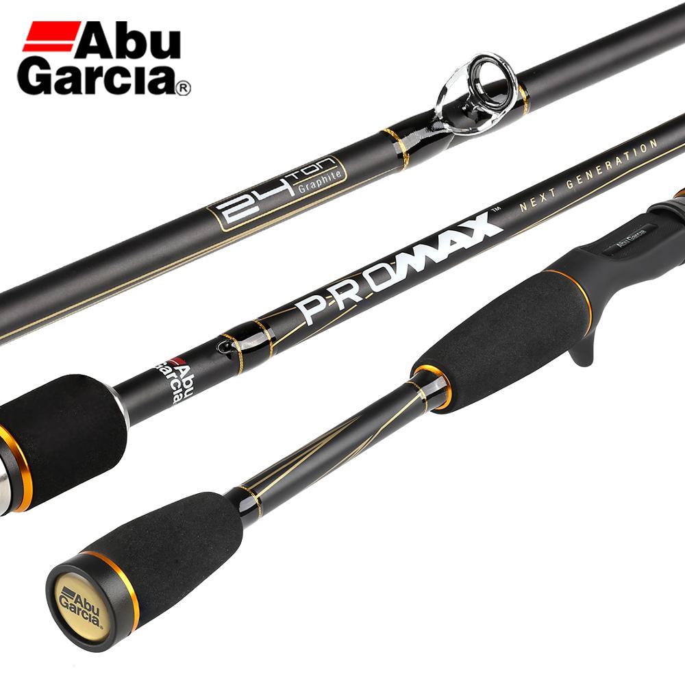 Original Abu Garcia PMAX Spinning Casting Fishing Rod 1 98M 2 13M 2 44M C662M S662M