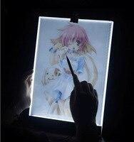 A4 LED Letter Board Whiteboard White Board M2036