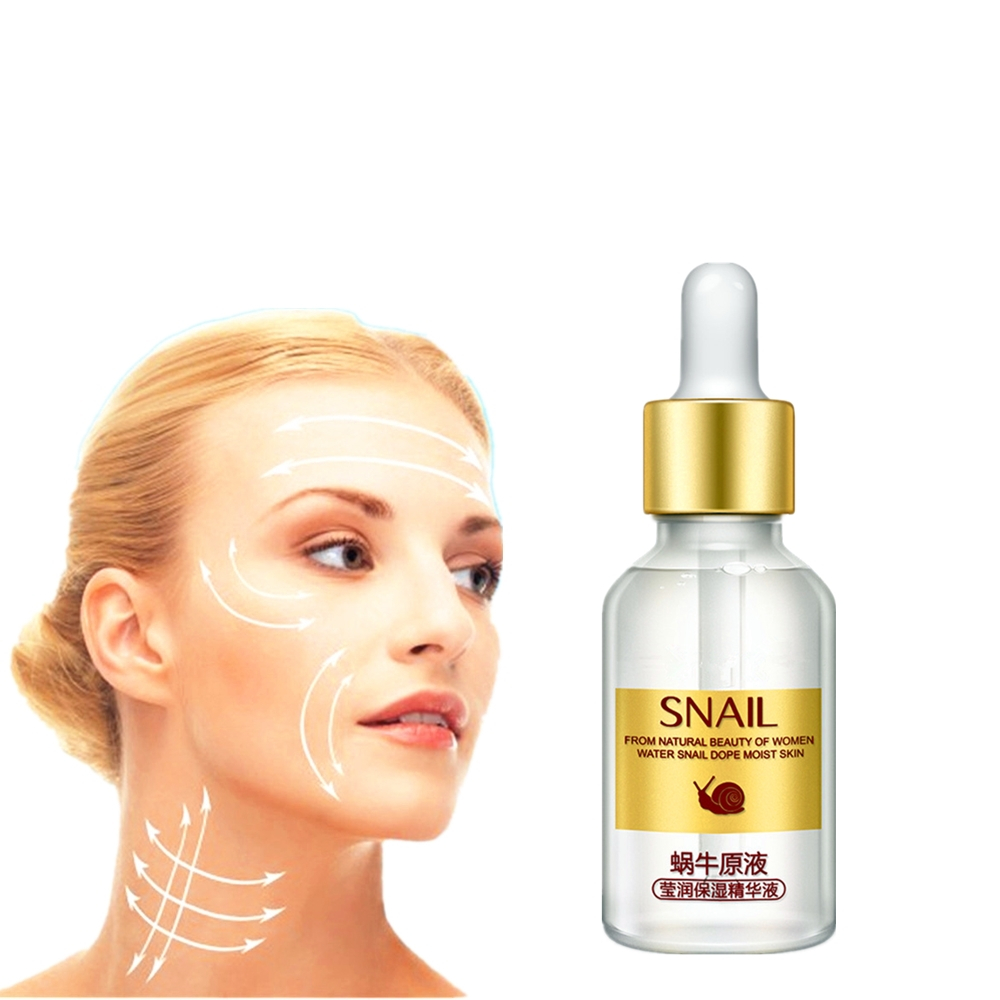 DISAAR Snail Eye Serum Anti-Wrinkle Remover Dark Circles Eye Cream Against Puffiness Canthus Wrinkles Ageless Instantly