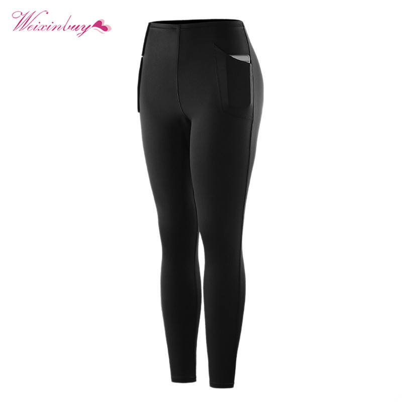 Double-sided Body Shaper lose weight pants Body Fit Pants Womens Slimming Pants Sweat Belt Hip Enhancer Control Panties