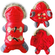 Super cute winter, waterproof eskimo-style dog coat / jacket