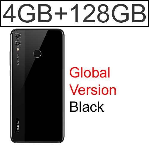 Globa 4G 128GB Black