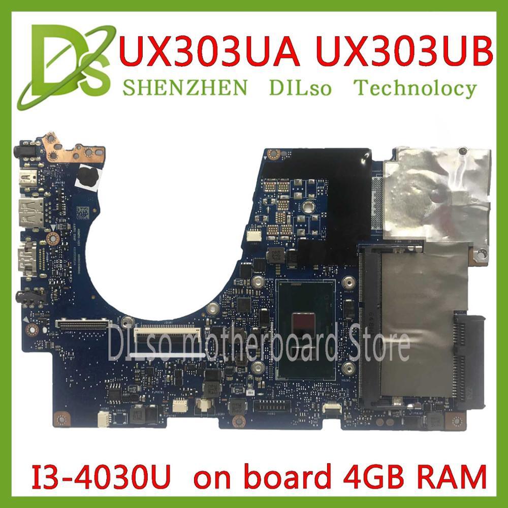 UX303UA Motherboard For ASUS UX303U UX303UB Laptop W// I5-6200U 8GB Main Board