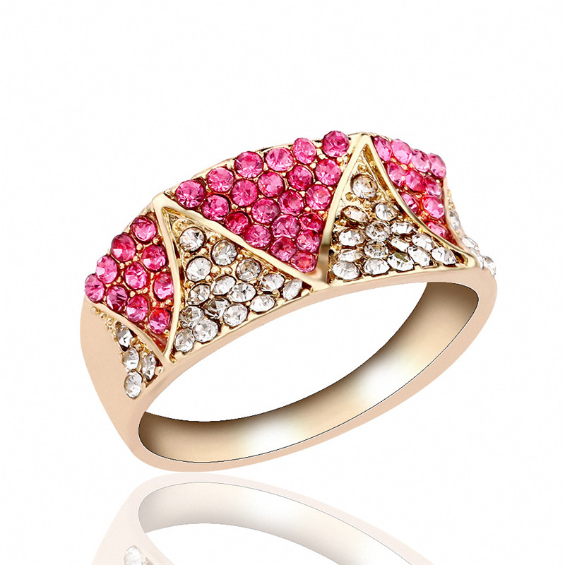 Bohemian Style Engagement Rings