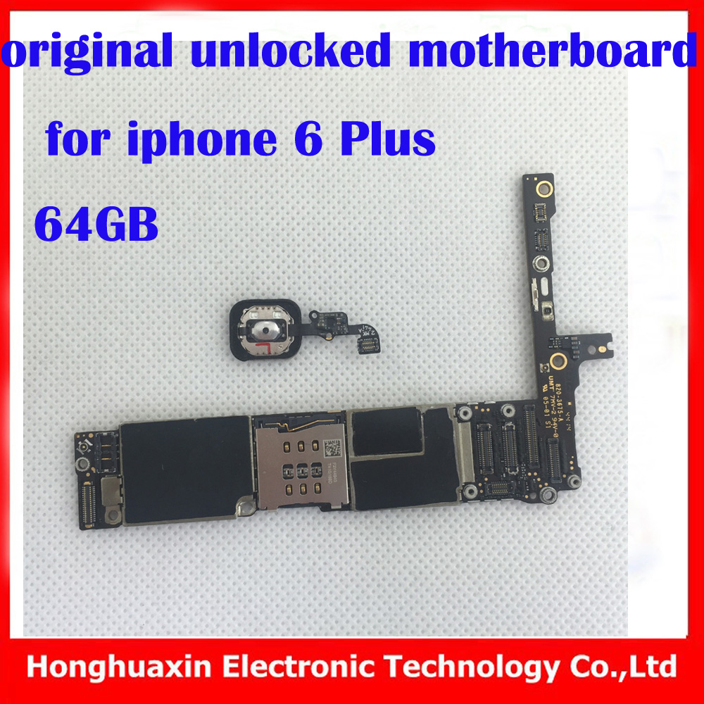 Iphone  Plus Logic Board