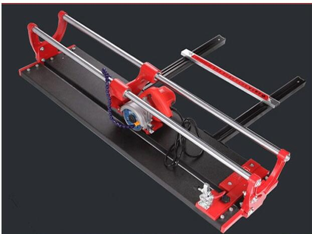 Electric Tail Multi Functional Ceramic Tile Marbles Machine Chamfer Cutting Edge Double Track Cutter Saw In Saws From Tools