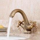 Antique Brass Faucet...