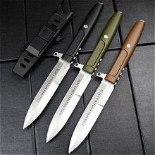 Extrema Ratio Fixed Blade Knife Sharp Durable Outdoor Camping Hunting Survival Tactical Straight Knives EDC Tool Carrying Jacket