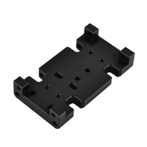 Image 2 - 1/10 RC מתכת תיבת הילוכים העברת מקרה הר מחזיק עבור צירי SCX10 D90 D110
