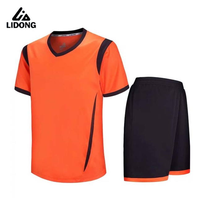 Survetement football 2017 real football soccer jerseys kids Jersey Uniforms  Futbol Training Suits Breathable quick-dry Jerseys 909906a3f